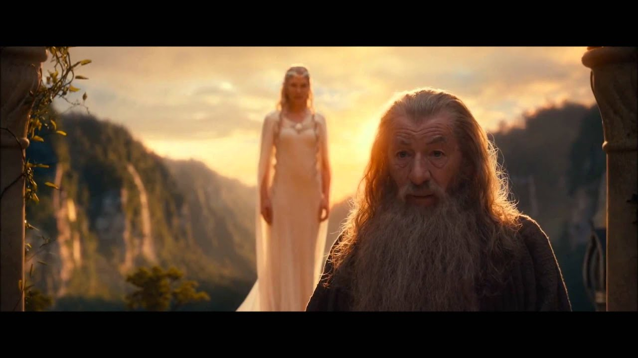 Charming The Hobbit: An Unexpected Journey   Why The Halfling (Full HD)   YouTube