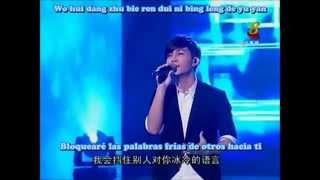 [FLL] Aaron Yan - I can see nothing but you (只看见你) [Sub Español] LIVE