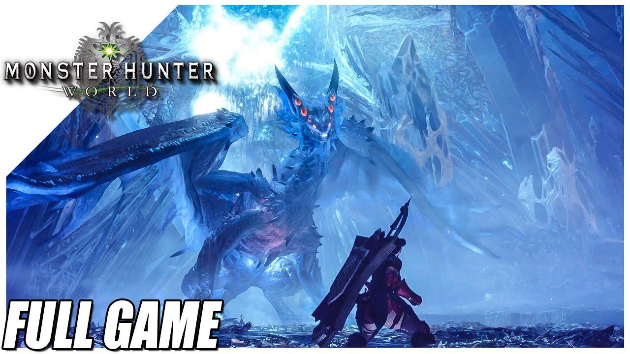 Monster Hunter: World - Full Gameplay (No Commentary)