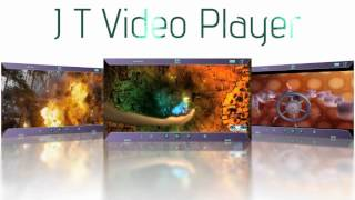 Video Player For Android Phones / Play AVI, MP4, FLV, WMV, 3GP Formats on Android Mobiles.