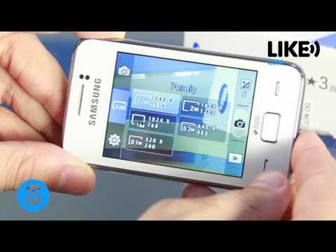 Обзор смартфона Samsung S5222 Star III Duos от LikeGSM