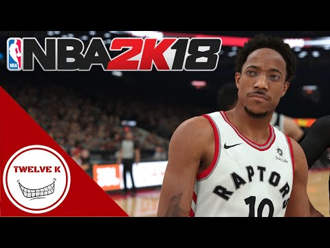ALL STAR TEAM UP NBA 2K18