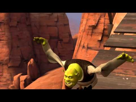 What Are You Doing In My Swamp - Shrek Mashup