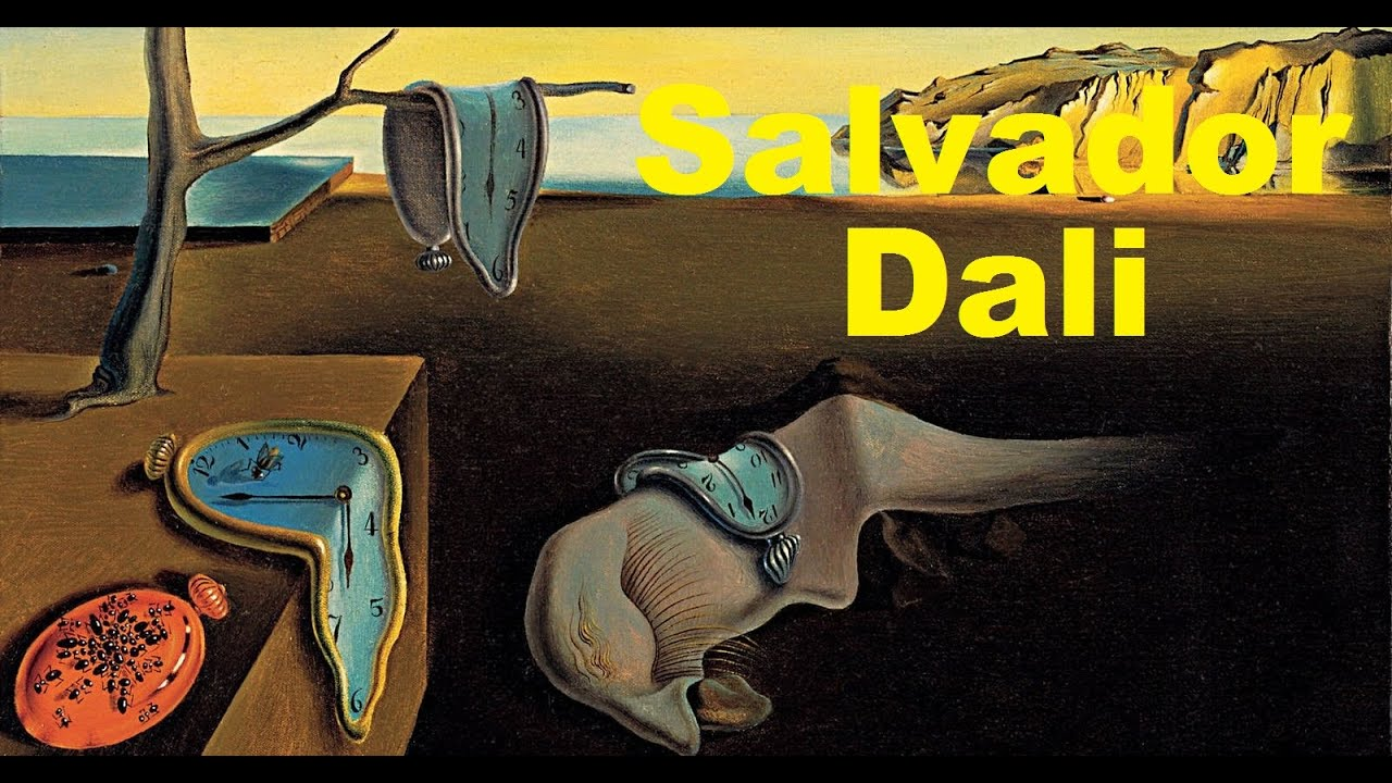 collection of salvador dali paintings w music youtube. Black Bedroom Furniture Sets. Home Design Ideas