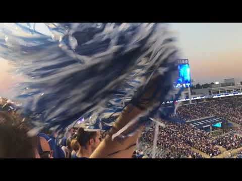 Kentucky Wildcats Football Intro In Front Of A Sold Out Commonwealth Stadium (September 23rd, 2017)