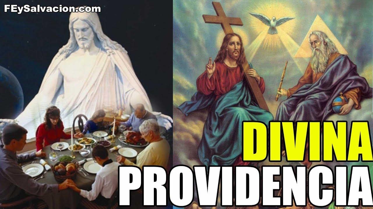 Oración A La Divina Providencia Para Iniciar Cada Mes Fe Y Salvación