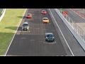 Assetto Corsa - Alfa 4c vs Lotus Elise vs Lotus Exige vs Toyota Gt86 vs 500 Abarth