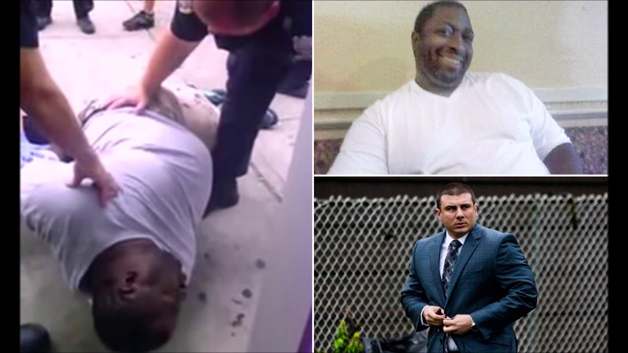 NYPD Officer Admits He 'Inflated' Charges Against Eric Garner