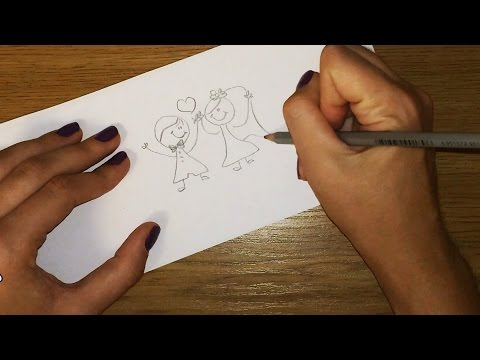 Анимация на бумаге за 5 минут / Как делали по старинке