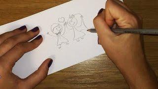 Анимация на бумаге за 5 минут / Как делали по старинке(Как сделать мультфильм на бумаге! Очень просто и быстро! Смотрим это видео и учимся делать анимацию по-стари..., 2014-09-07T19:33:48.000Z)