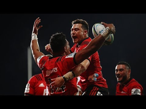 FINAL HIGHLIGHTS: Crusaders v Lions - 2018