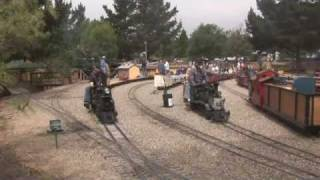 Bitter Creek Western Live Steam Narrow Gauge Meet 2007