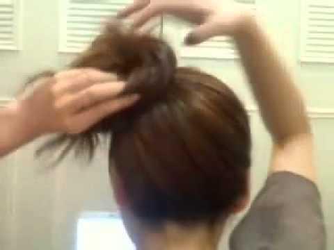 Camnangphaidep.net-Clip 3 - Búi tóc lớn dành cho mái tóc dài