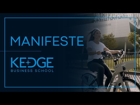 Vidéo MANIFESTE KEDGE