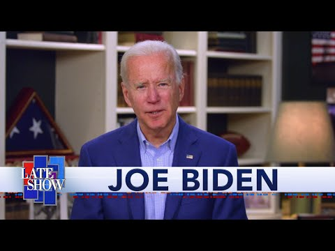 Joe Biden: Trump Put The Country In A Terrible Spot By Failing To Act - EXTENDED INTERVIEW