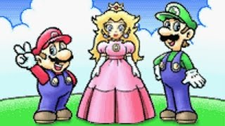 Super Mario Advance 2 Walkthrough - Part 7 - Valley of Bowser