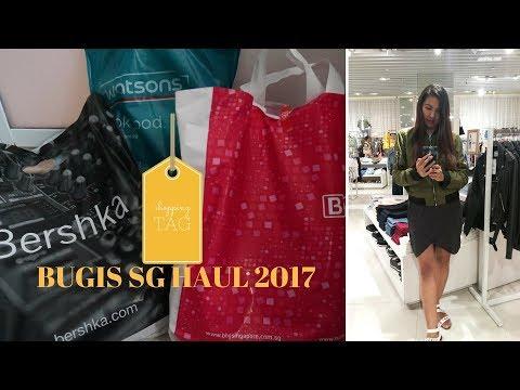 Bugis Singapore Shopping Haul 2017