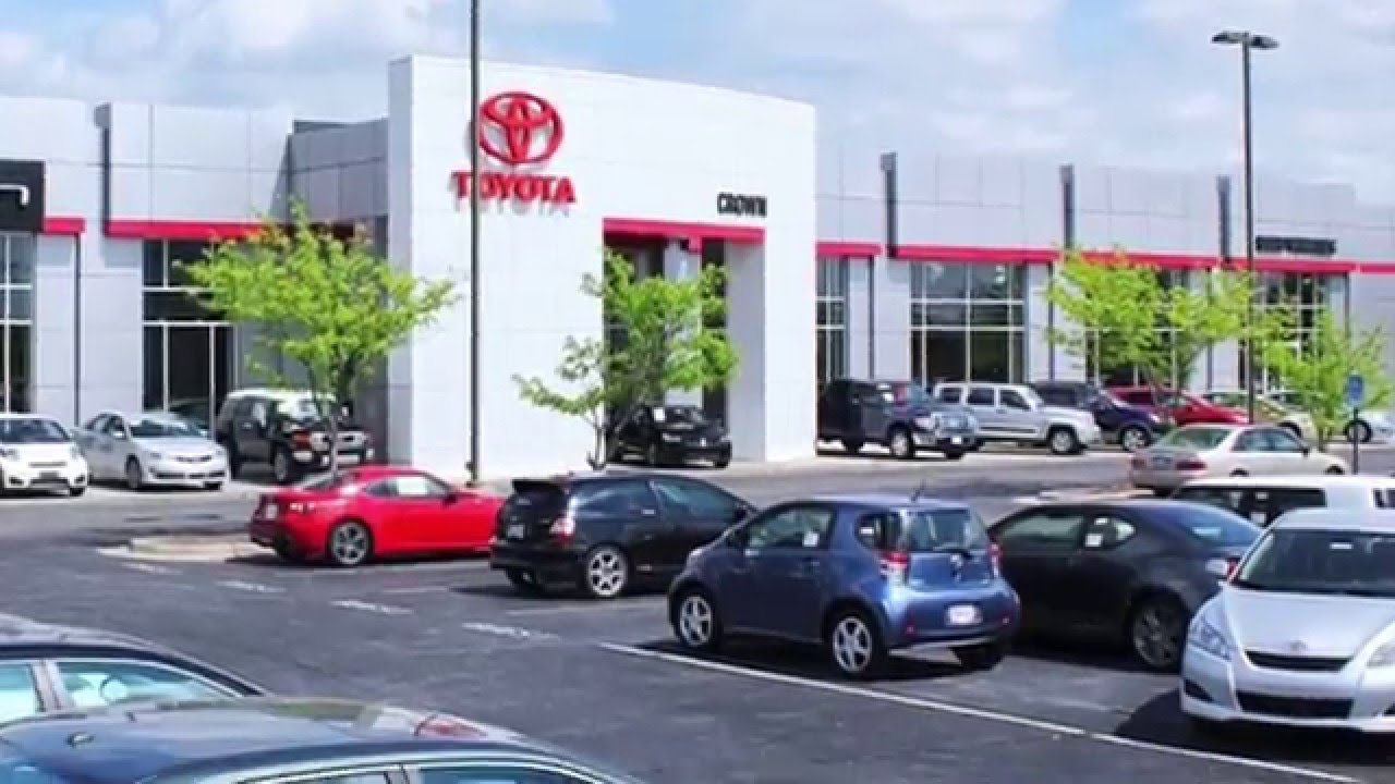 Crown Toyota Lawrence >> Crown Toyota Of Lawrence Ks Ways To Winterize Your Vehicle