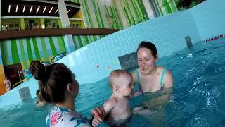 Грудничковое и раннее плавание Занятия и Обучение. Смотреть Всем Мамам в Декрете)))'