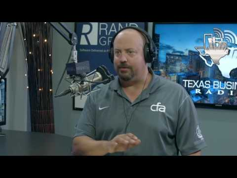 John Asher Interview on Texas Business Radio HD
