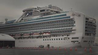 Число заразившихся коронавирусом на лайнере в Японии достигло 218