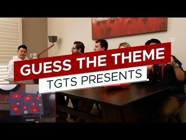 Guess the Theme Songs! TGTS S3E6