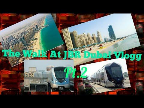 The Walk at JBR Dubai Vlogg Pt II