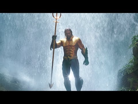 AQUAMAN – Waves (In Theaters December 21)