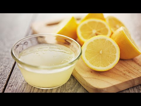 Does Lemon Juice Detox the Liver?