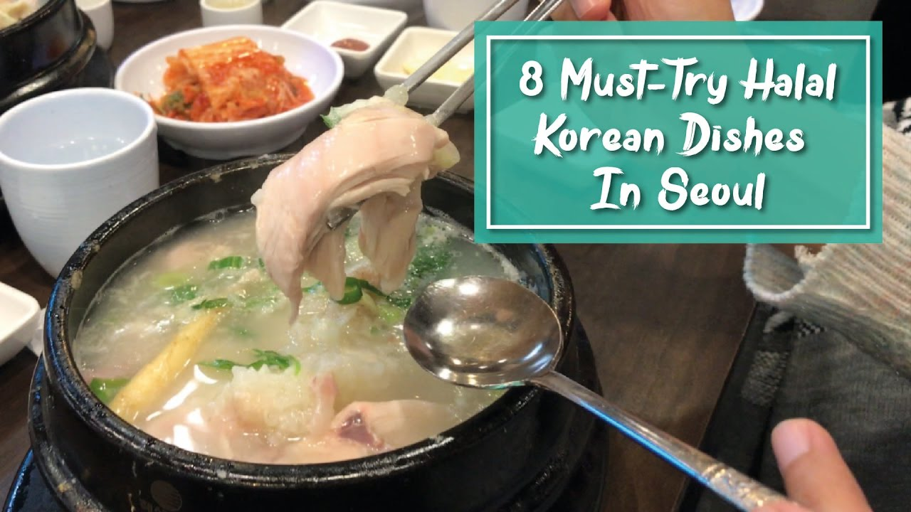 8 must try halal korean dishes in seoul youtube 8 must try halal korean dishes in seoul forumfinder Image collections