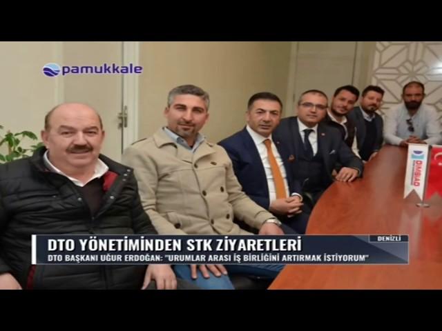 Pamukkale TV-STK'LARI ZİYARET EDİYOR 15.03.2020