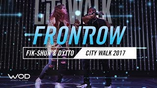 vuclip Fik Shun & Dytto | FrontRow | World of Dance Live 2017 | #WODLive17