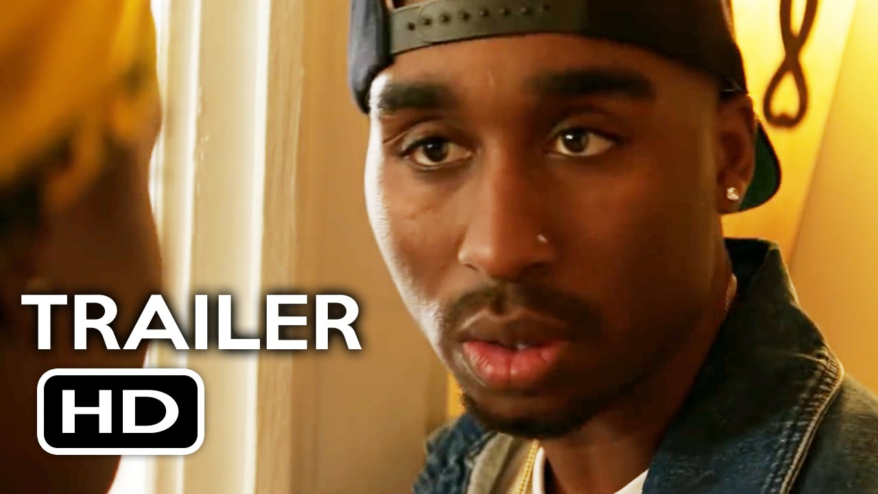 All Eyez on Me Official Trailer #2 (2016) Tupac Biopic ... Shia Labeouf