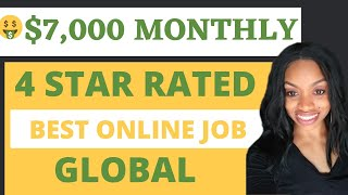 Make $7,000 Monthly (FREE) Make Money Online I WORLD WIDE JOBS