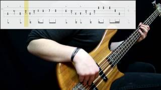 anderson paak   come down bass cover play along tabs in video