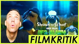 Shaun das Schaf - Ufo Alarm - Review Kritik - Kinostart 26.09.2019