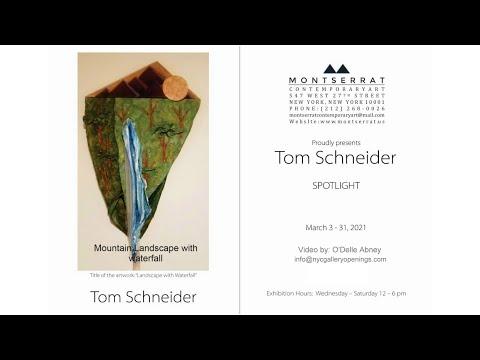 MONTSERRAT CONTEMPORARY ART - Tom Schneider