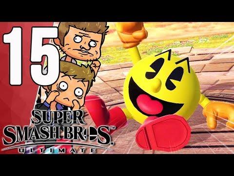 GO PETER LE CUL DE LEO TECHMAKER 🥊   Super Smash Bros Ultimate Ep.15 thumbnail