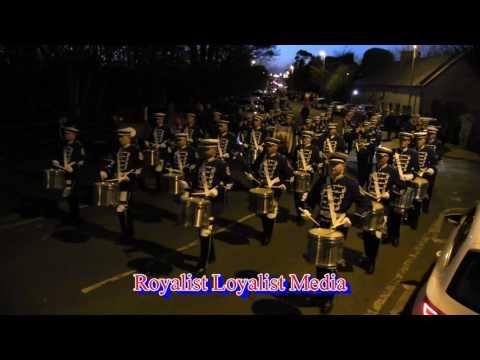 East Belfast Protestant Boys FB @ Crown Defenders F B Parade 2017