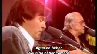 Tom Vinícius Toquinho e Miúcha 13 - Água de Beber