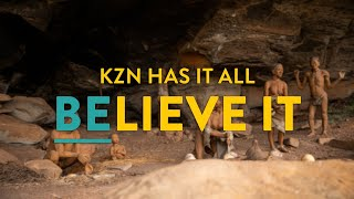 Nature's Oldest Gallery   Ukhahlamba Drakensberg Mountains