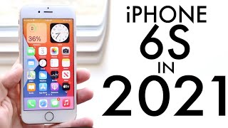 iPhone 6S In 2021! (Still Woŗth It?) (Review)