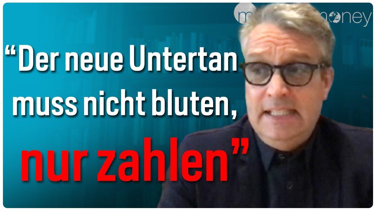 Gabor Steingart: So versucht uns die Politik zwanghaft ruhigzustellen // Mission Money