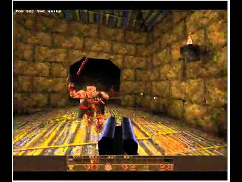 Quake (PC browser conversion by Michael Rennie)