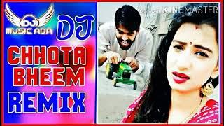 Chhota Bheem remix song DJ manish gudiyani
