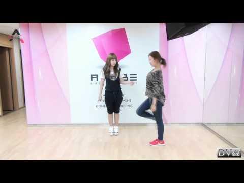 A Pink - Hush (dance tutorial) DVhd
