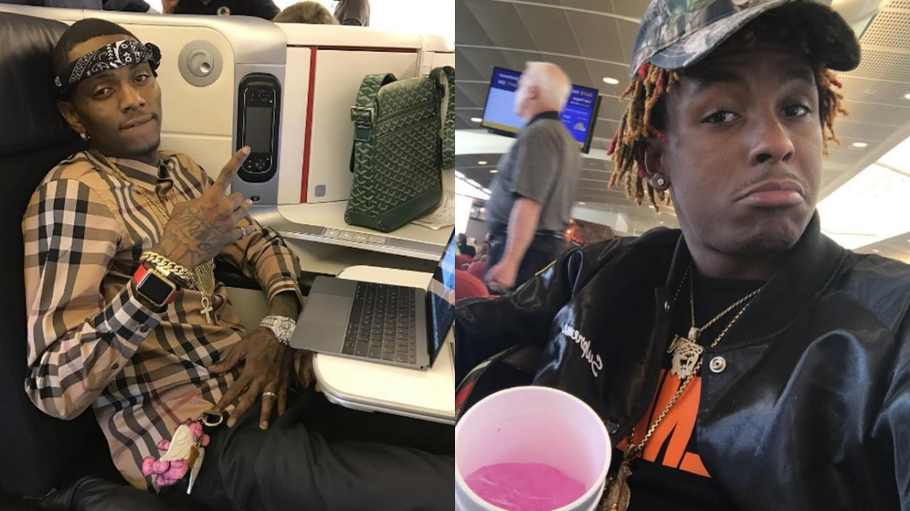 6bc0c62477608 Soulja Boy EXPOSED BY FORMER SODMG MEMBER!! Rich The Kid I MADE DAT ...