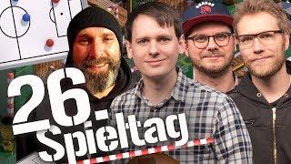26. Spieltag der Fußball-Bundesliga in der Analyse | Saison 2018/2019 Bohndesliga