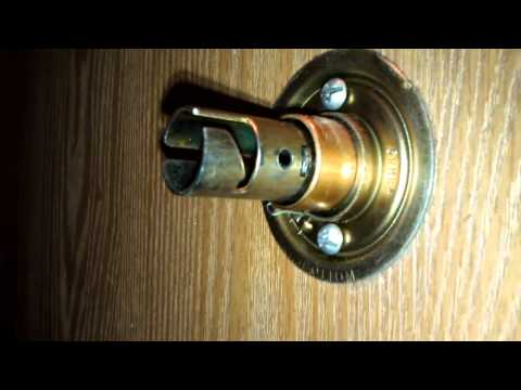 How To Repair Loose Doorknobs How To Make Amp Do Everything