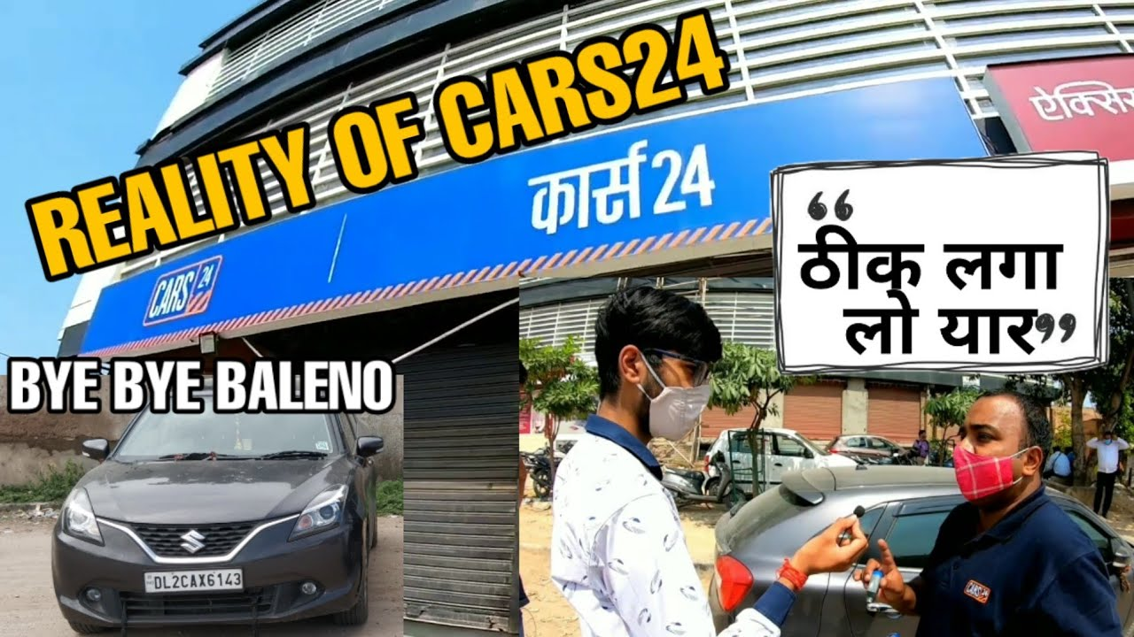 ये होता है CARS24 में | HOW TO SELL YOUR CARS IN CARS24 | CAR INSPECTION, TESTING, TEST DRIVE🔥🔥